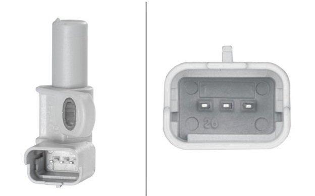 ignition pulse HELLA 6PU 009 121-351 Sensor Number of connectors 3