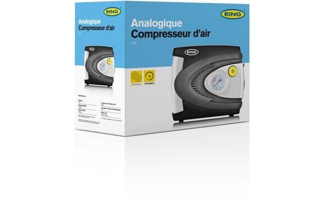 12/V Ring reac610/Compressore d aria analogico