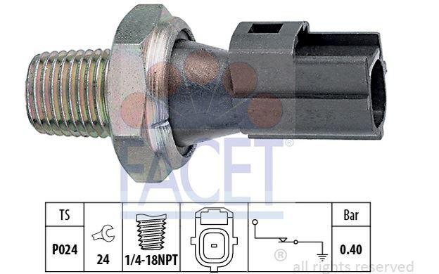 Citroen Relay Oil Pressure Switch 1 Year Warranty! Brand New
