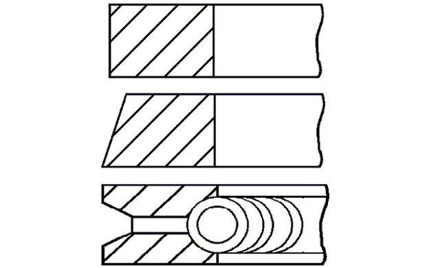 BMW Kit di montaggio per ruota 17mm si adatta alla maggior parte delle varianti del modello