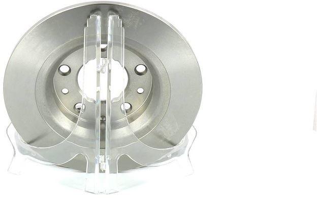 2x BÖLK Bremsscheiben hinten Voll 280mm Für MAZDA PREMACY 6 323 BOL-D011595