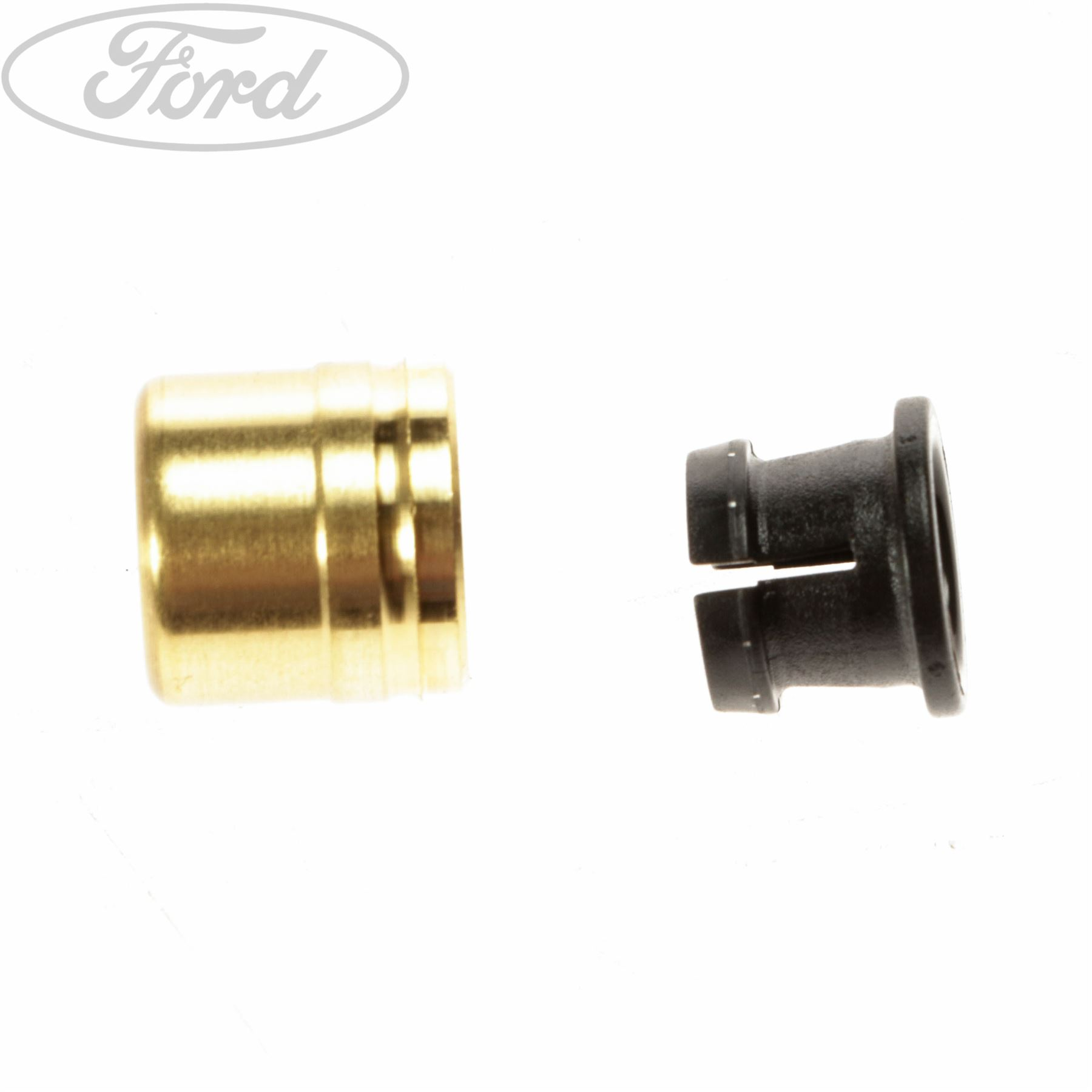 Genuine Ford ABS Brake Booster Vacuum Hose Connection Repair 1653956
