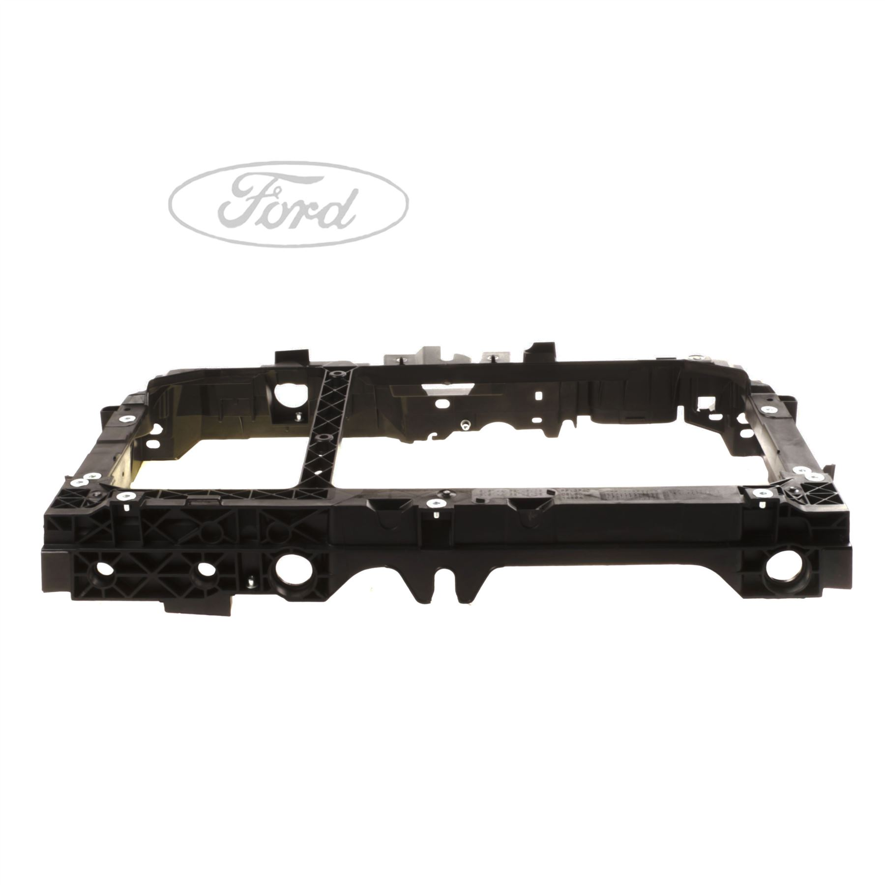 details about genuine ford fiesta mk7 front end body reinforcement panel  1800029
