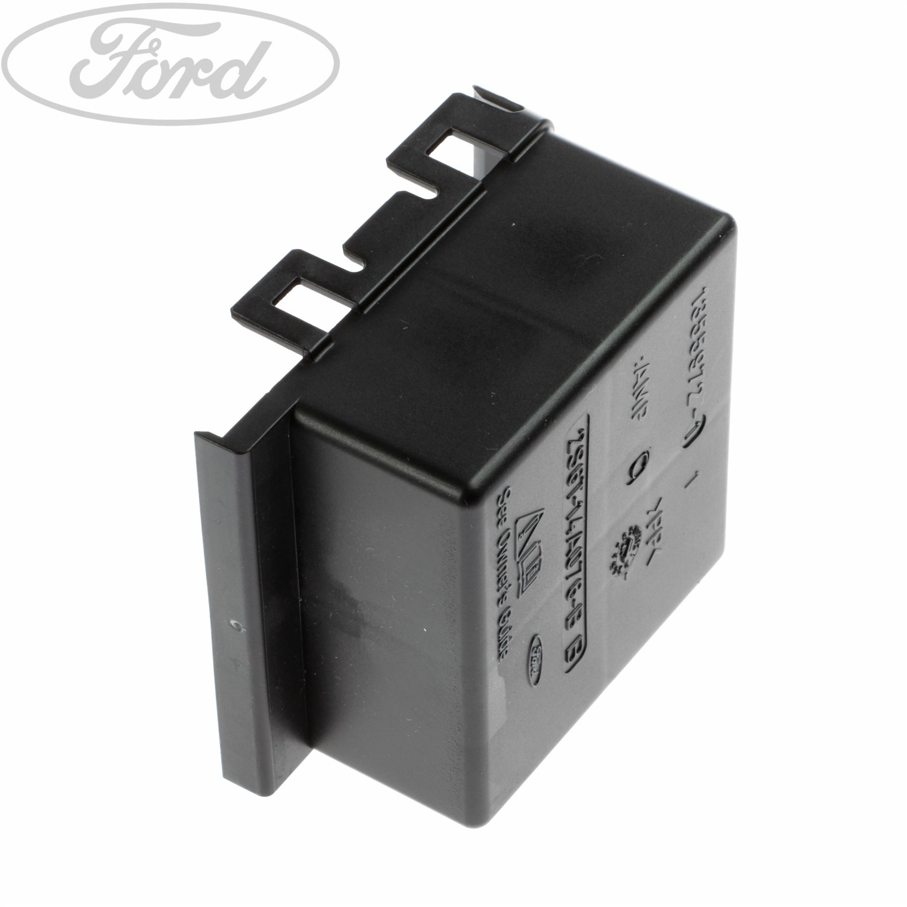 Genuine Ford Fiesta Mk7 Additional Fuse Cover 1857572 Ebay Mark 5 Box Picture 4 Of
