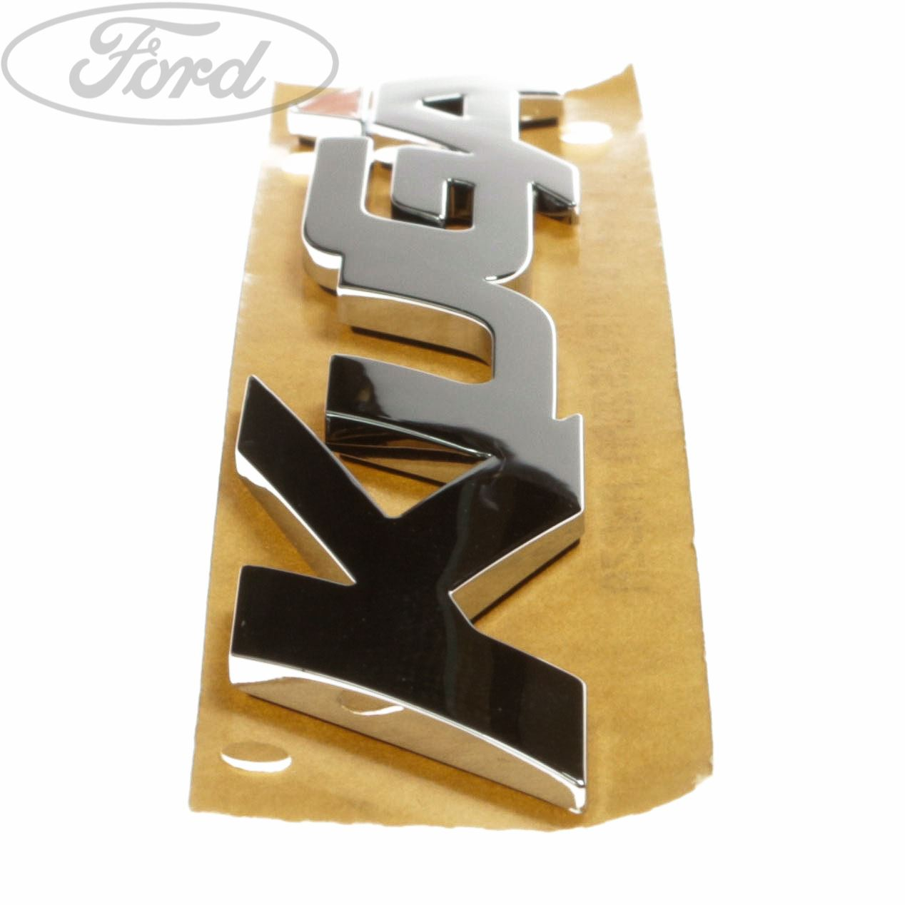 Genuine Ford Kuga MK1 Kuga Tailgate Name Plate Badge Emblem 1533047