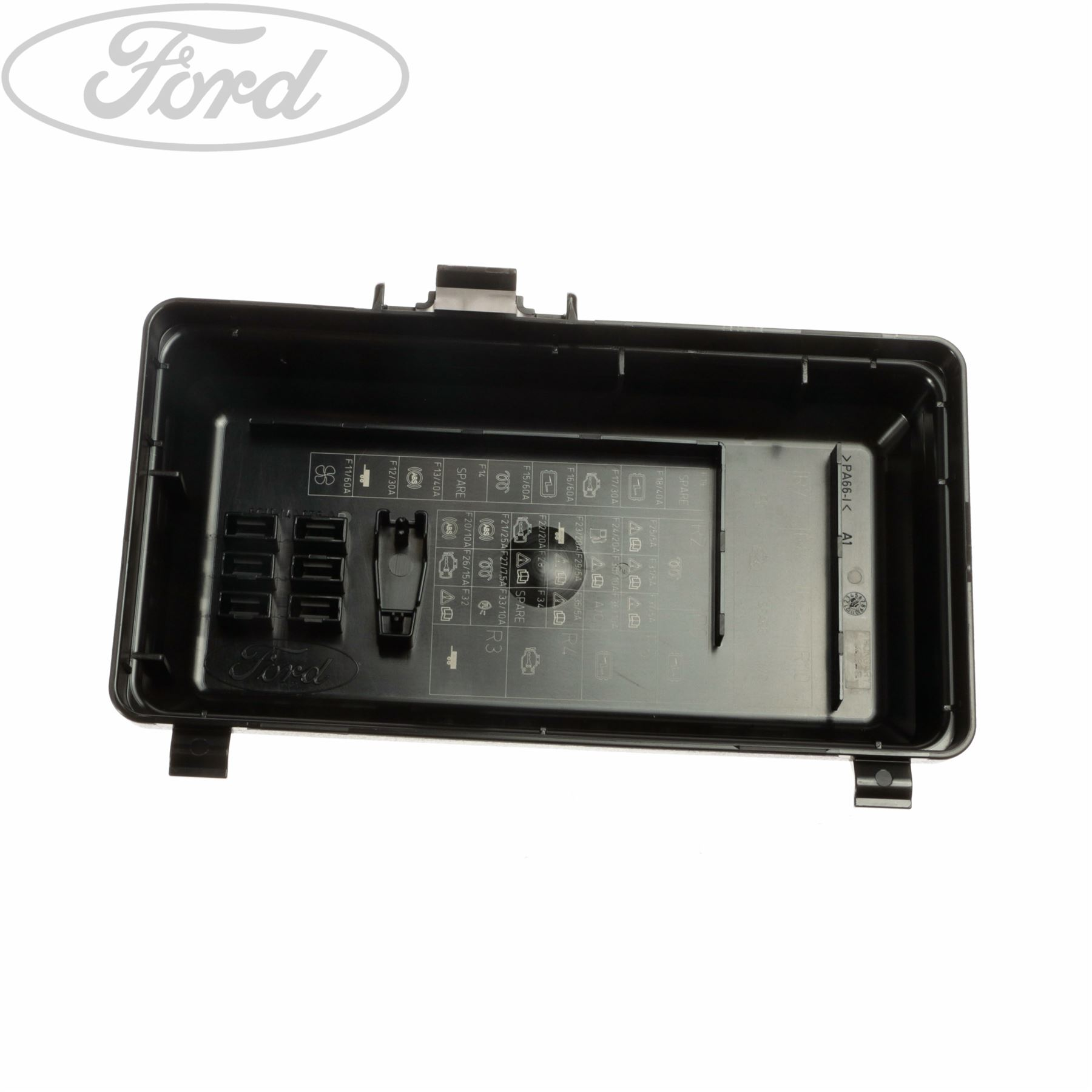 Genuine Ford Transit Mk 7 Additional Fuse Box Cover 1579004 Ebay F20