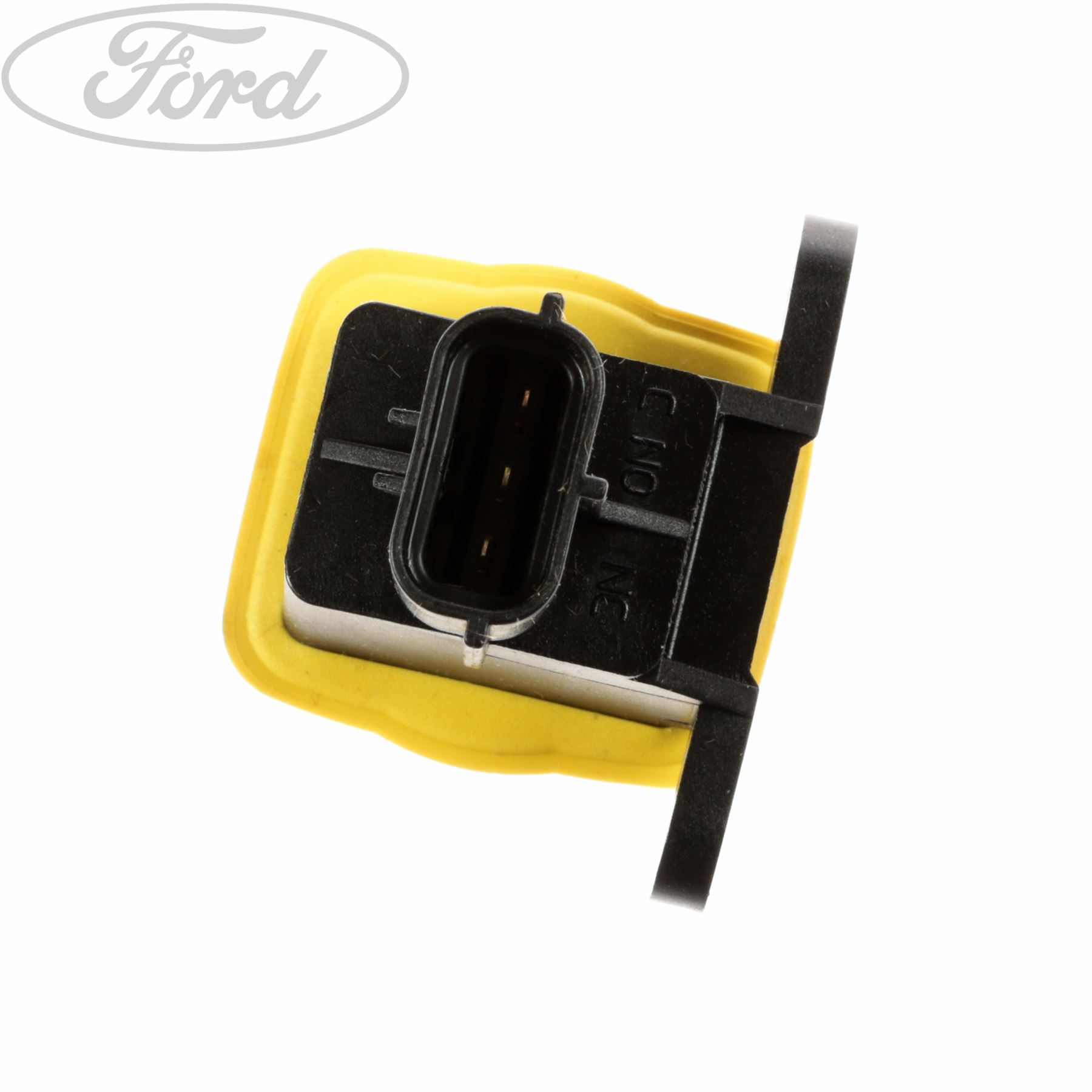 Ford Fusion: Fuel cut-off switch