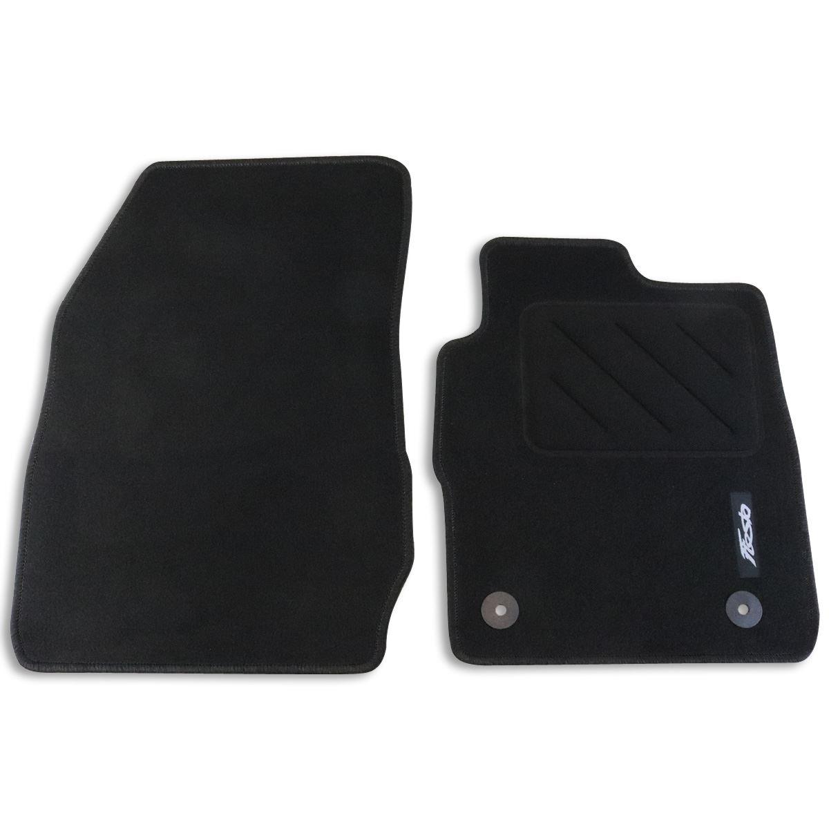 BRAND NEW OEM ACCESSORY BLACK FLOOR CONTOUR CARPET MAT KIT 2012-2017 FORD FOCUS