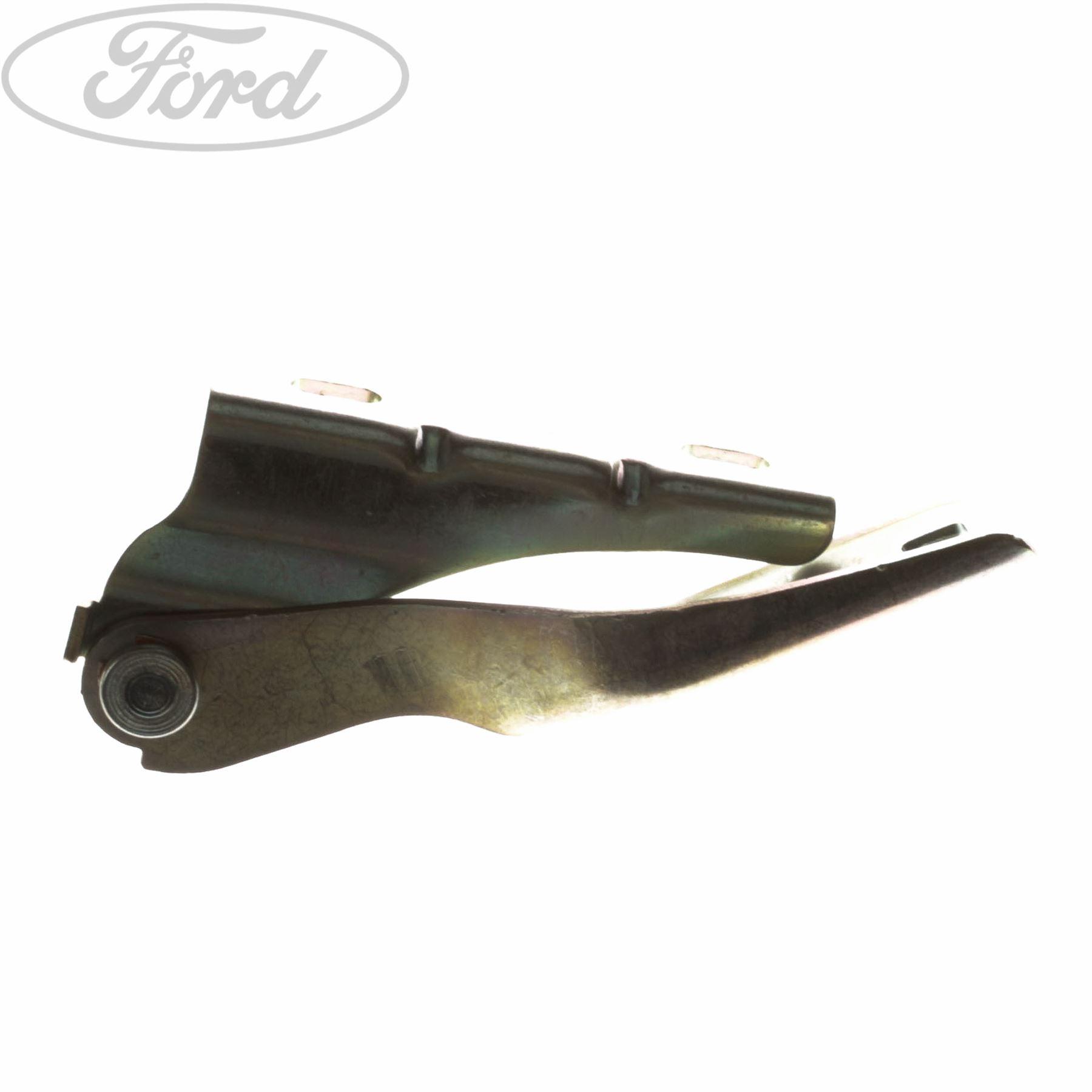 Steel 2006-2013 Ford Transit MK7 Chrome Capot Ventilation Hood Trim S