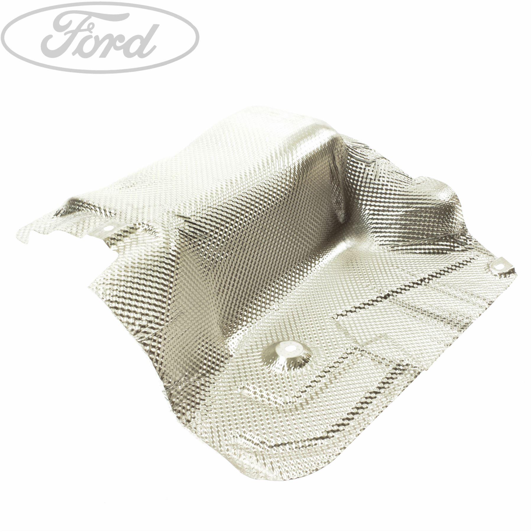 FORD FOCUS MK2 05-10 2007 1.6 PETROL EXHAUST MANIFOLD HEAT SHIELD 5M51-9N454-DA