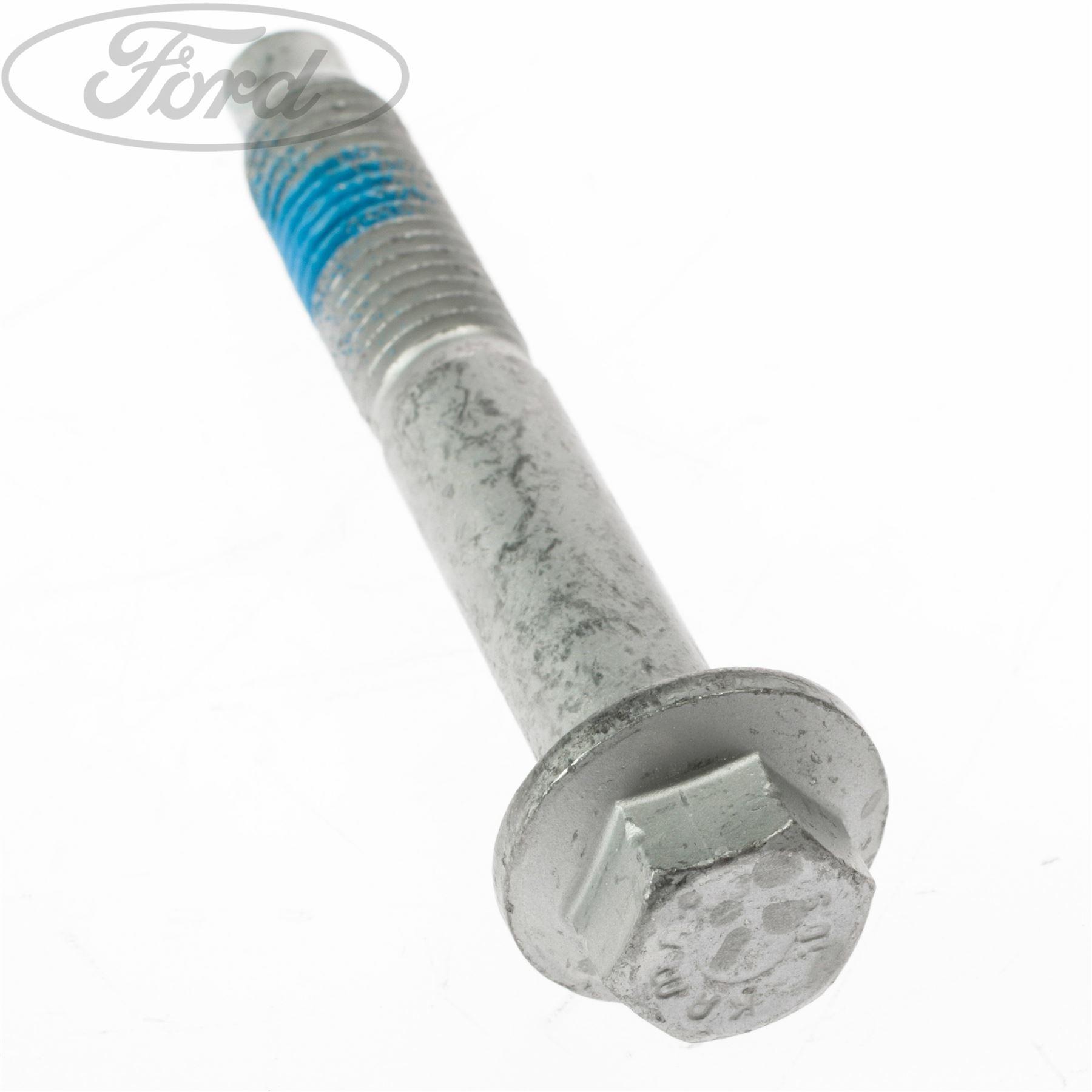 Genuine Ford Focus Mk1 Fiesta Rear Springs Shock Absorbers Bolt 2000 Ke Booster Vacuum Line 1473945