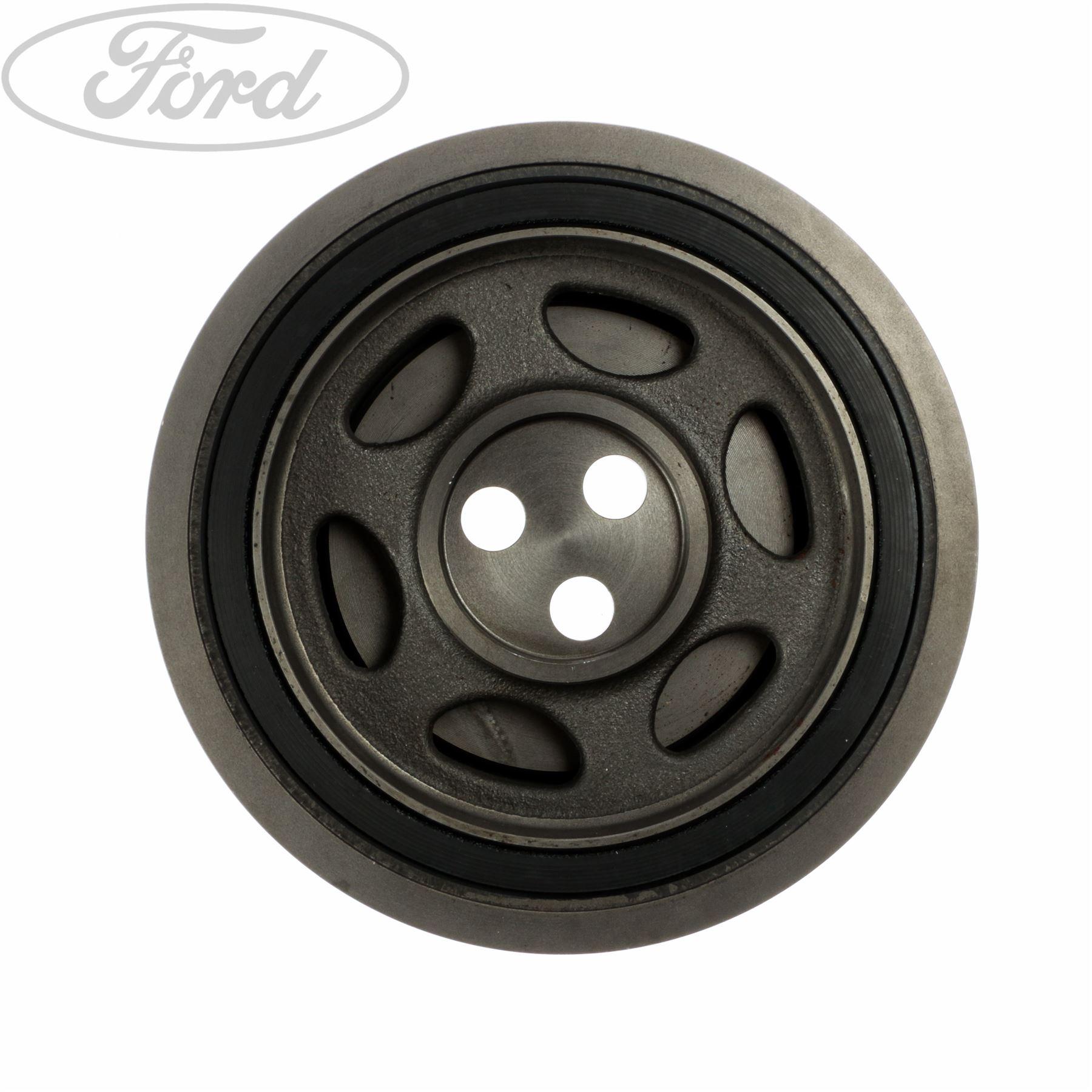 Genuine Ford Ranger 3.2 TDCI Crankshaft Belt Pulley 7PK