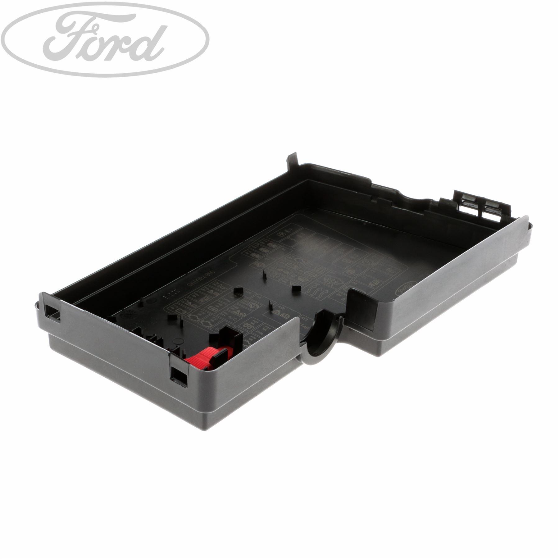Genuine Ford Focus MK2 Focus C-Max Additional Fuse Box Cover 1428545
