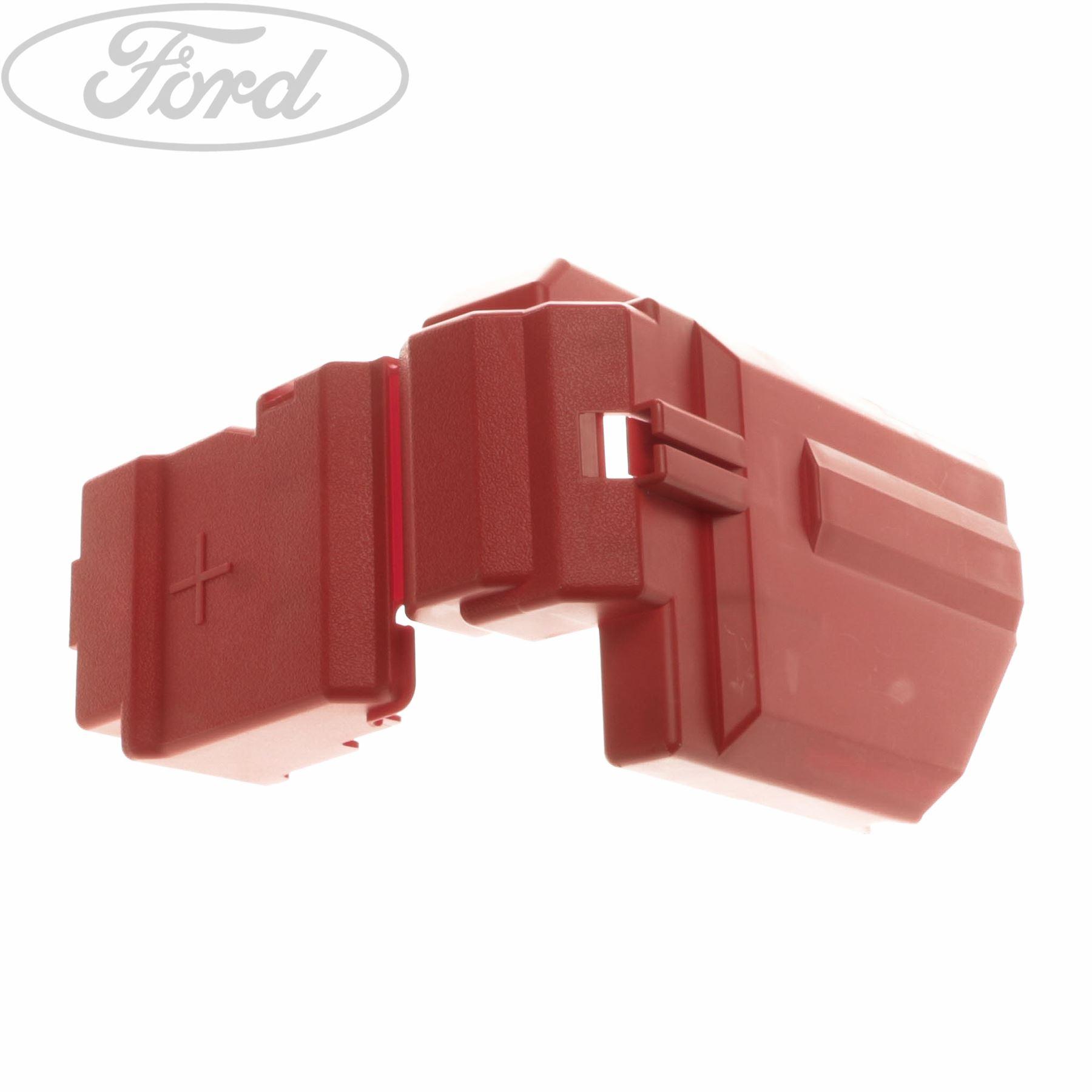 Genuine Ford Fiesta Mk7 Fuse Box Cover 1832217 Ebay