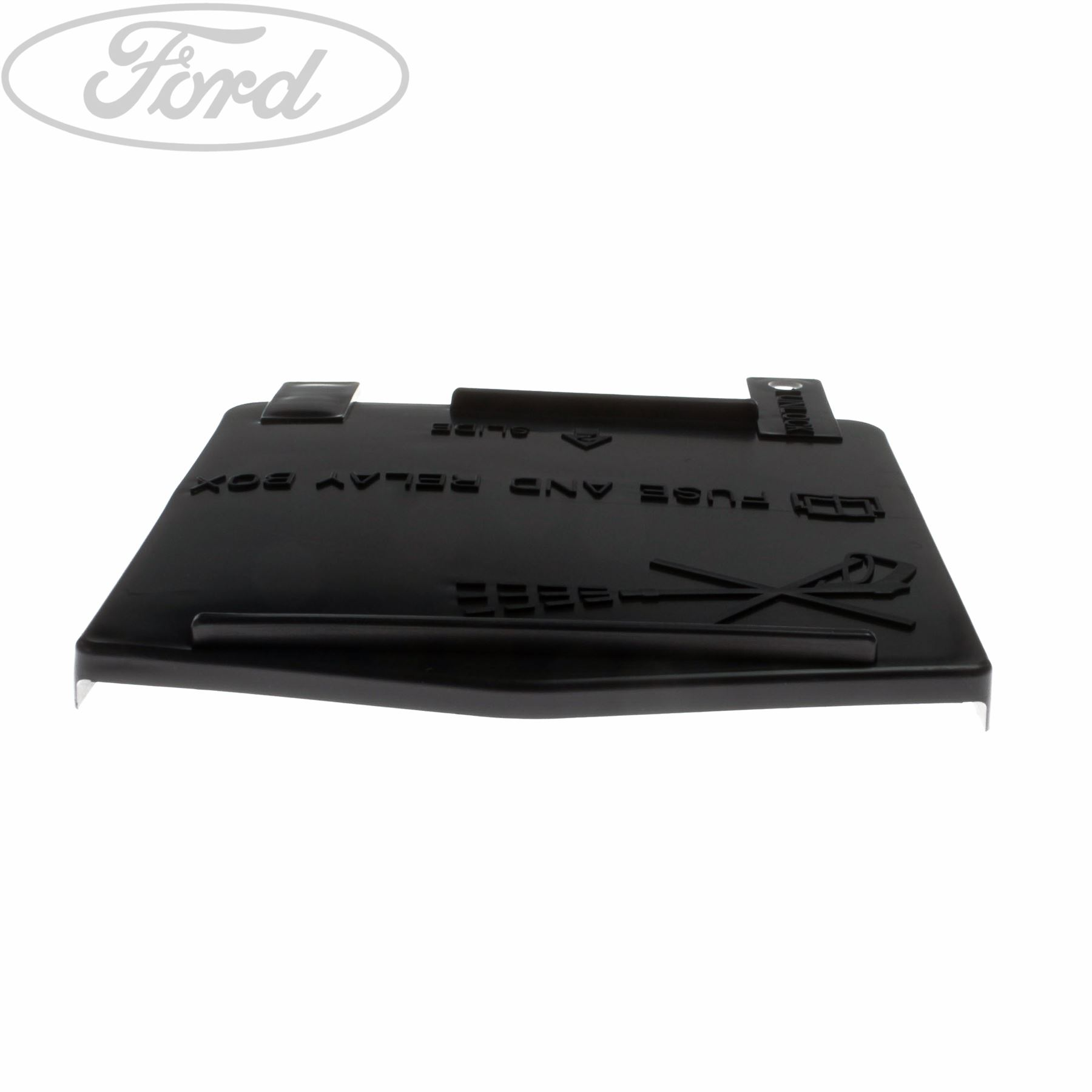 Genuine Ford Ka Additional Fuse Box Cover 1633886 Ebay Location