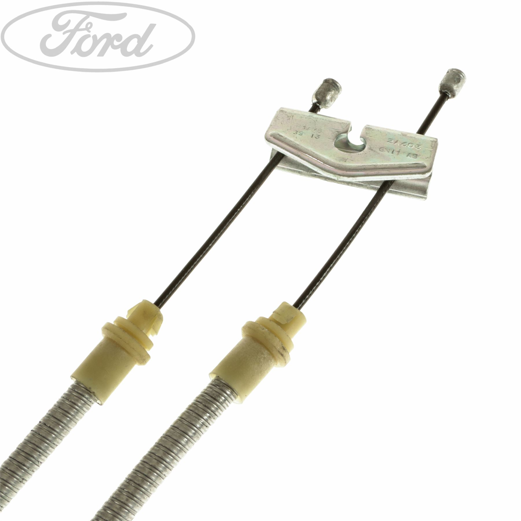 Handbrake Cable fits MAZDA 2 DY Centre 1.4 1.4D 03 to 07 Hand Brake Parking New