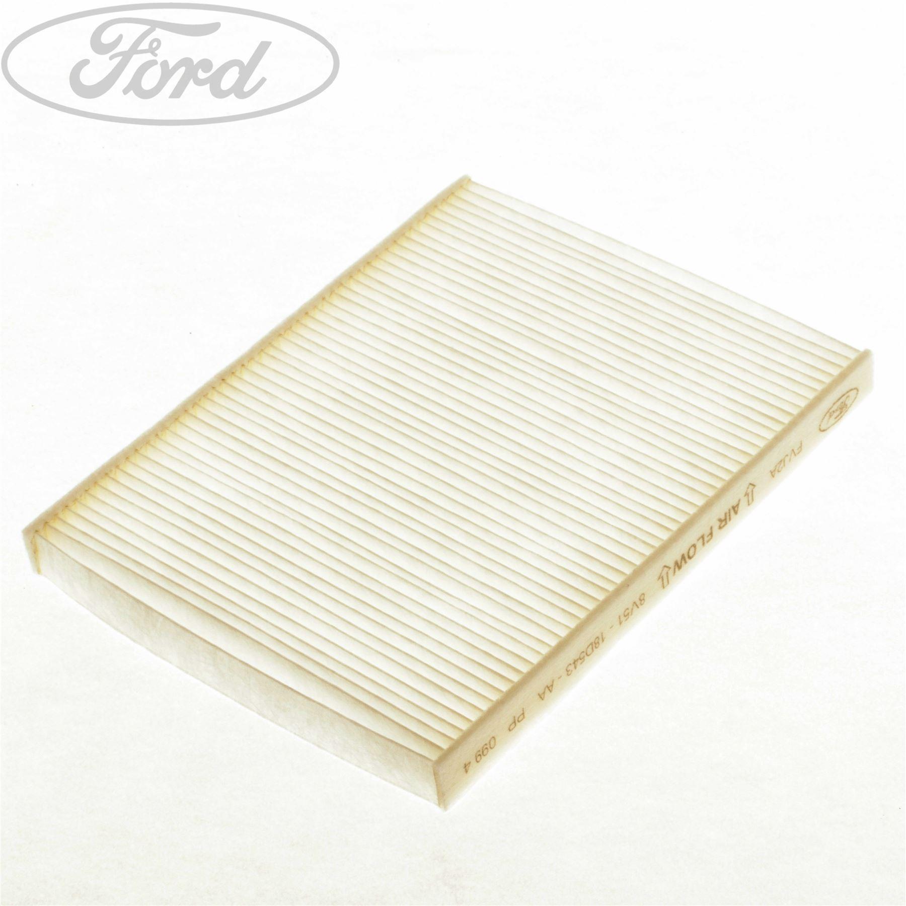 Ford Focus MK2 1.8 TDCi Genuine Comline Cabin Pollen Interior Air Filter