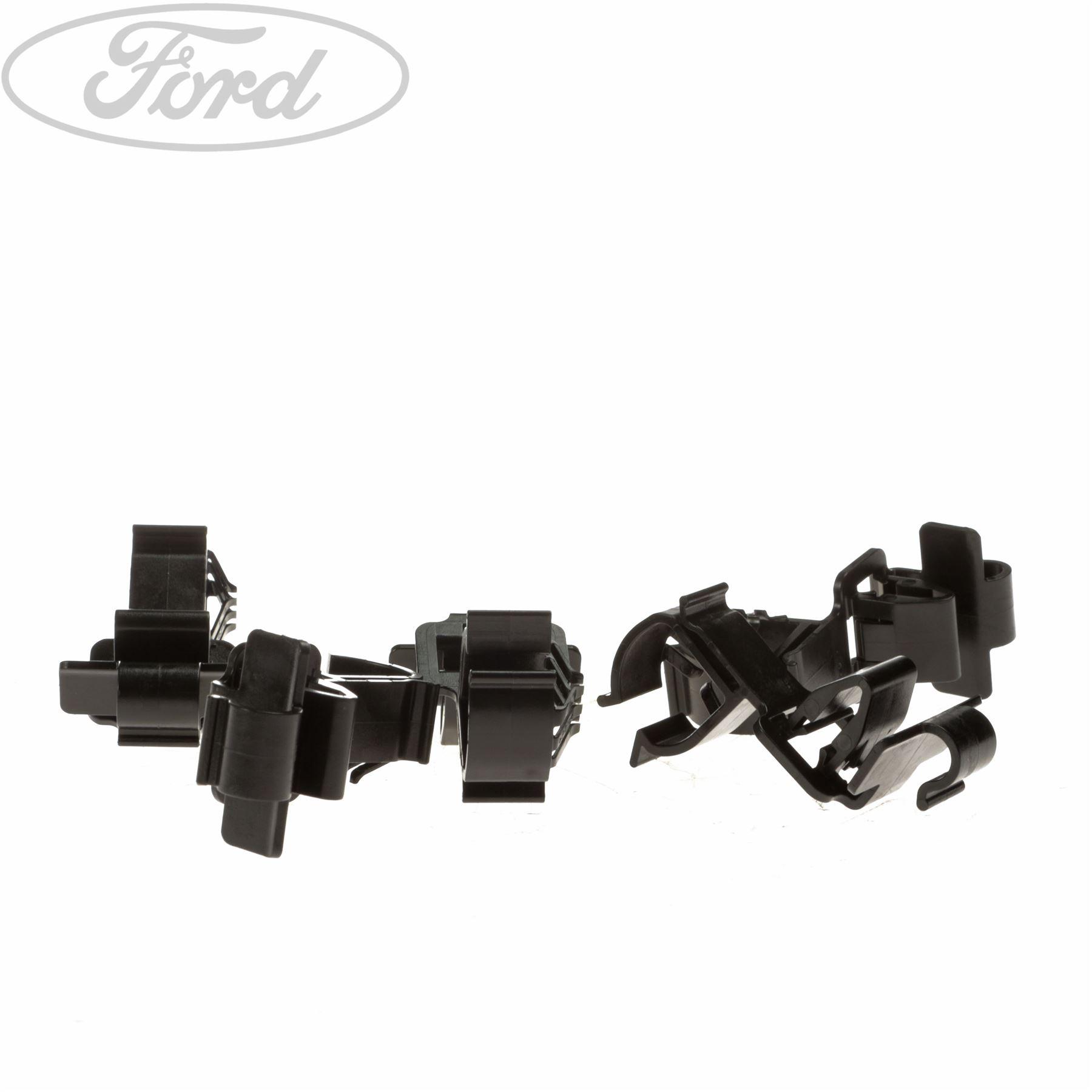 Genuine Ford Side Trim Wiring A Pillar Clip X5 1690698 Ebay Automotive Clips