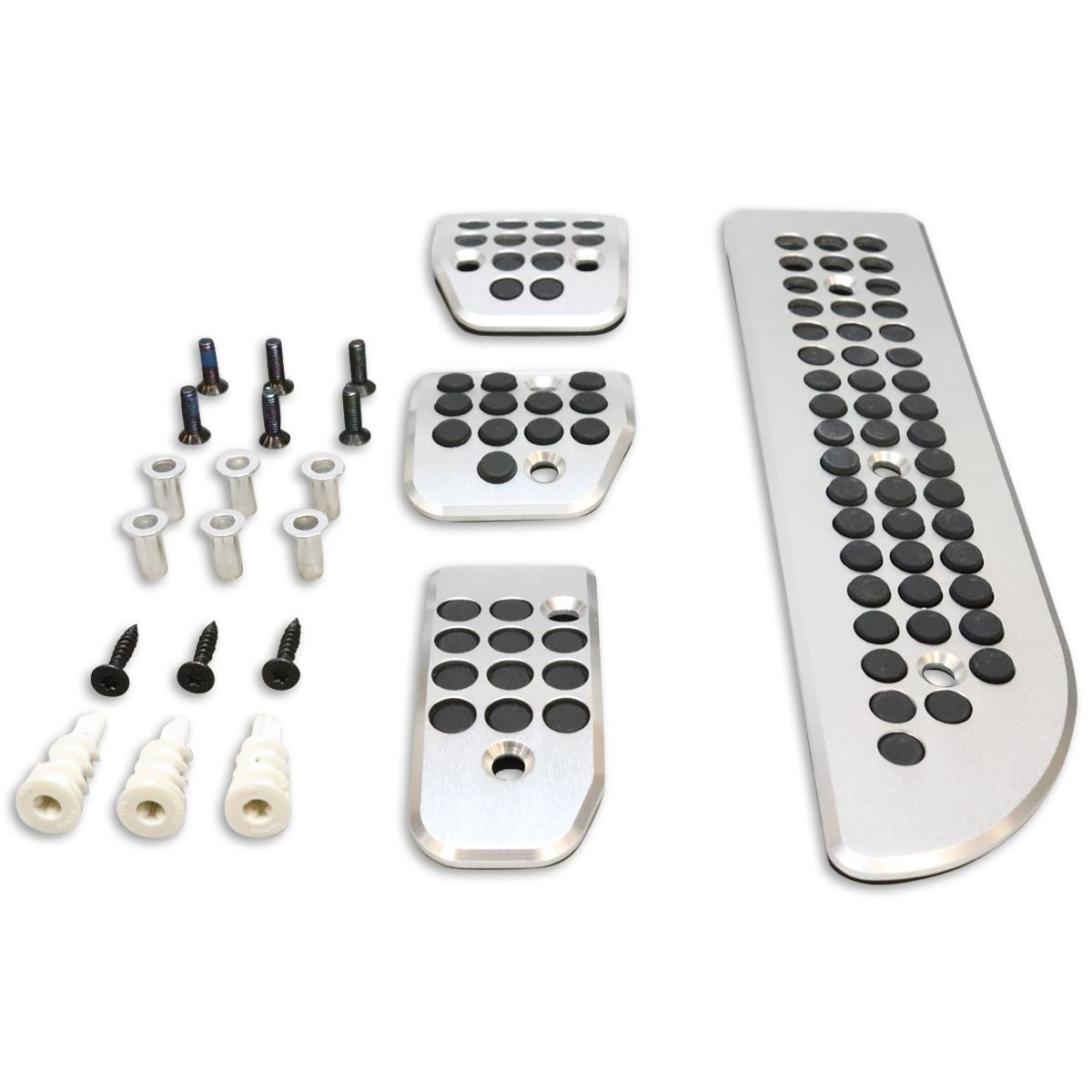 Pedals, Footrests & Plates Manual Transmissions 1722224 Ford ...
