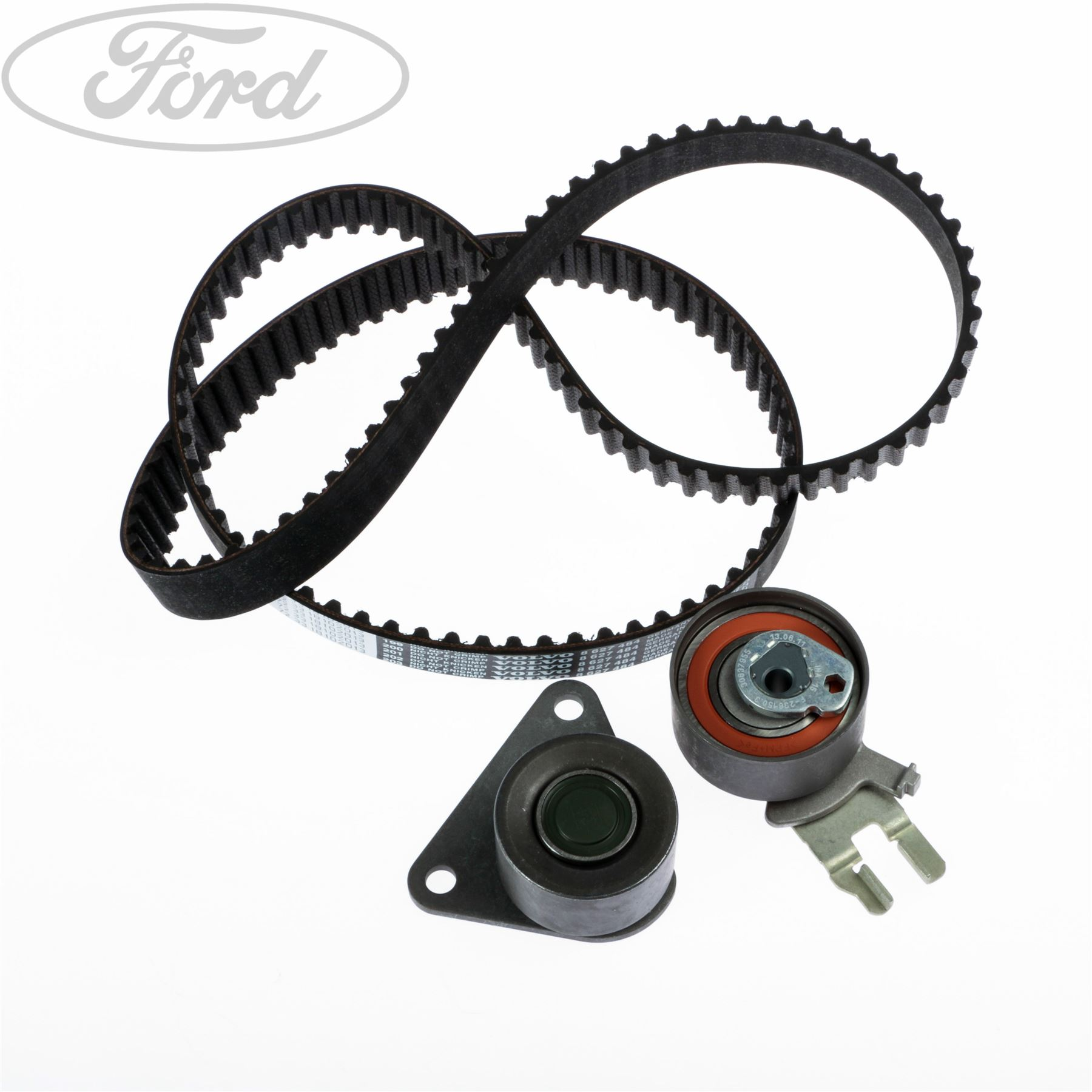 Genuine Ford Focus Mk2 S Max Mondeo Mk4 25t St Timing Cam Belt 2000 Ke Booster Vacuum Line Kit 1372015