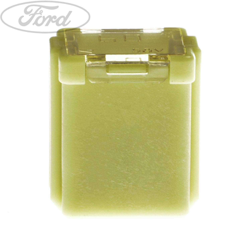 genuine ford fiesta mk7 60 amp fuse 4655709 ebay rh ebay co uk 100 Amp Fuse Box 100 Amp Fuse Box
