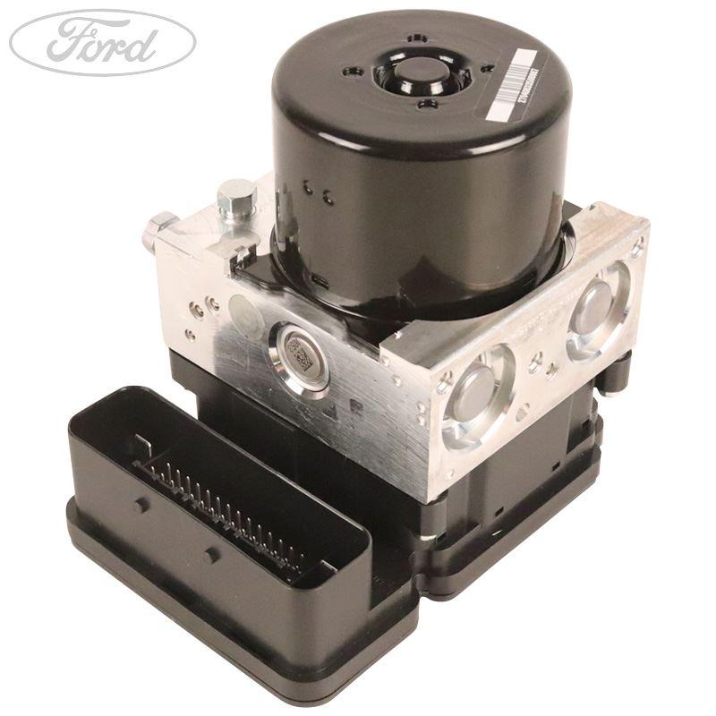 Ford focus 1.6 tdci plate abs pump bv61 2c405 af anti lock braking 2011-2017