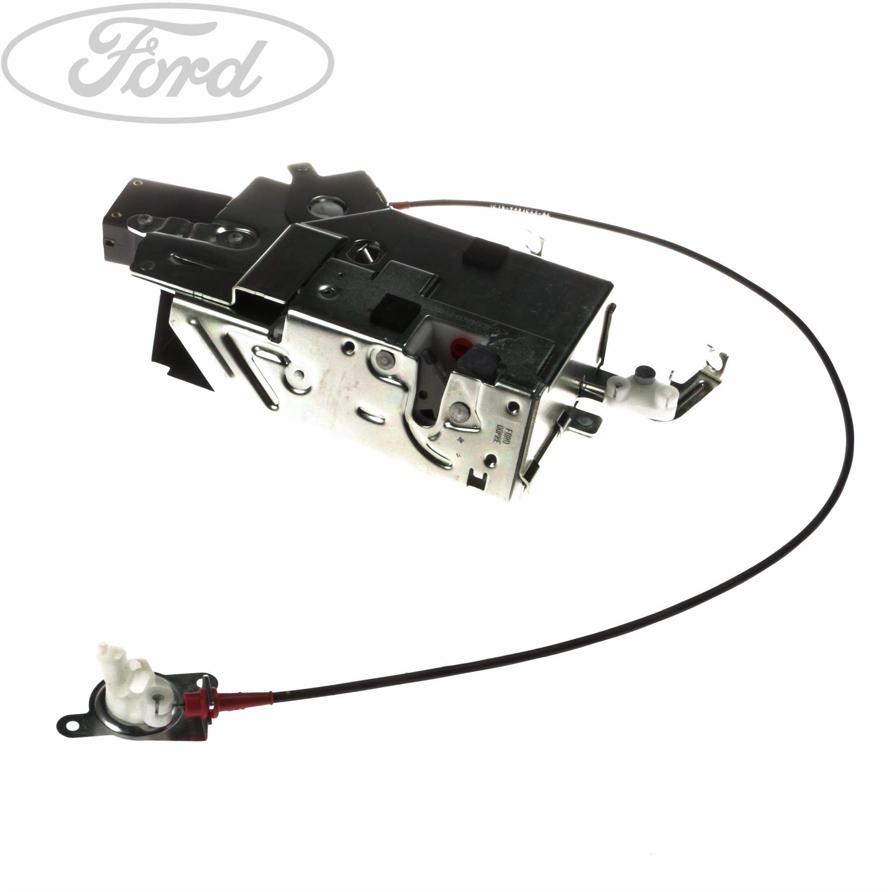 Genuine Ford Transit Mk Iv Os Sliding Side Door Lock 1766549 Ebay