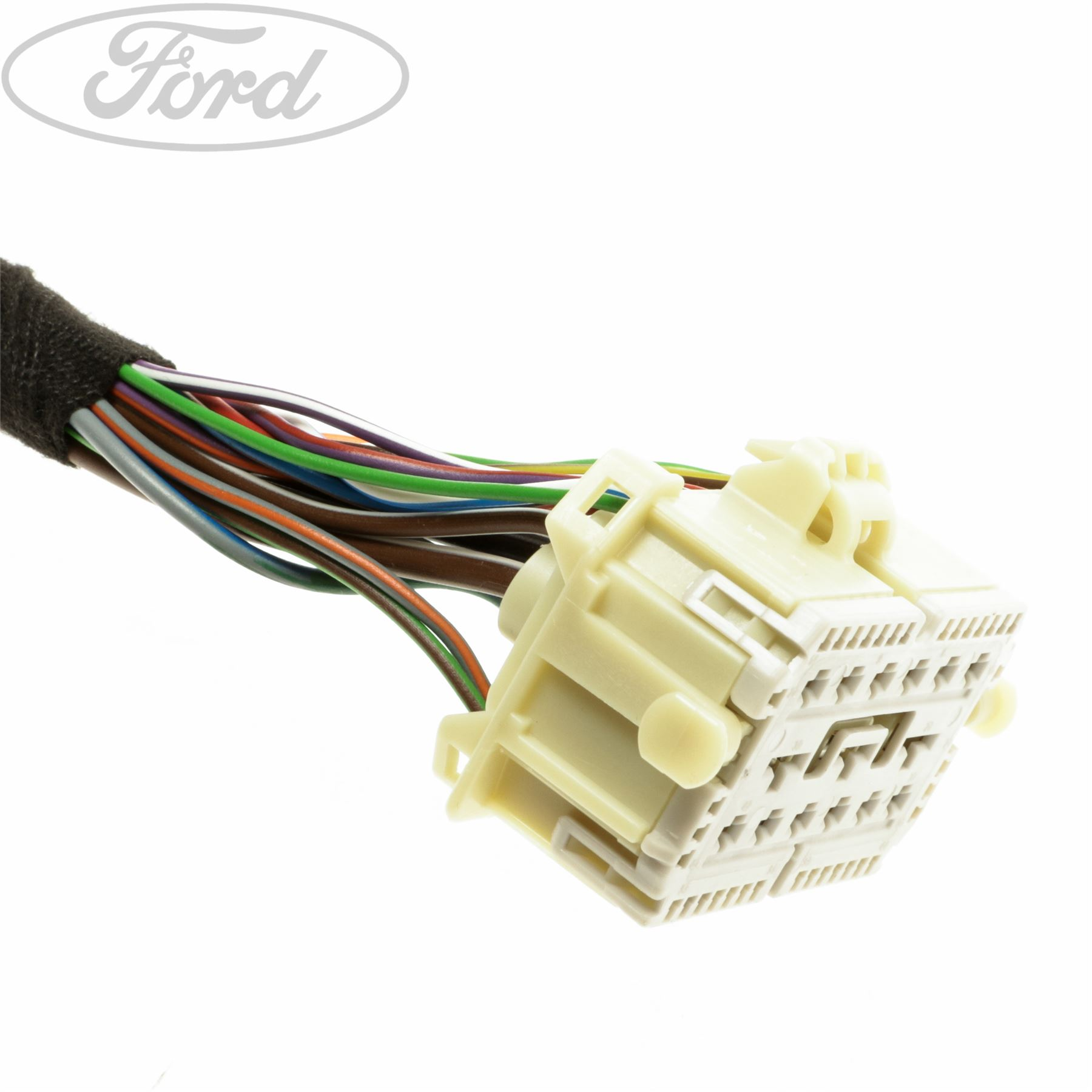 Ford Headlight Assembly Wiring - Wiring Diagram