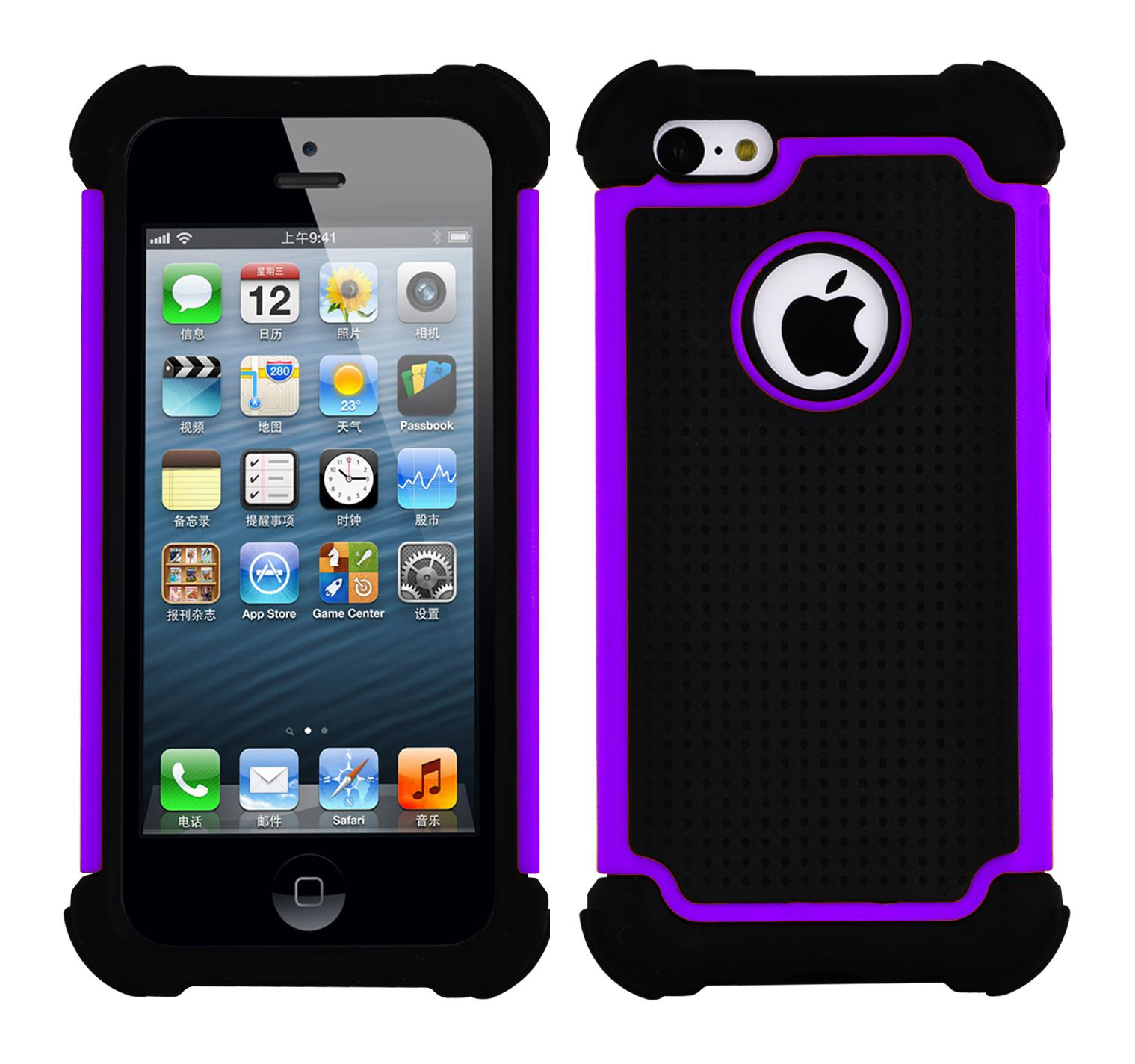 phone cases iphone 5s protective heavy duty for apple iphone 5 5s thick 9445