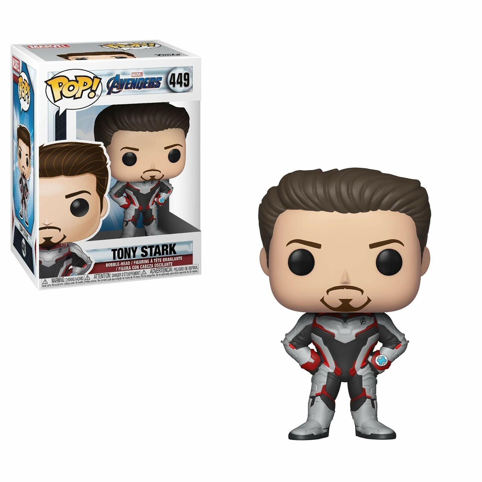 Funko-Endgame-Pop-Marvel-Avengers-Endgame-Vinyl-Collectables-Figures thumbnail 29