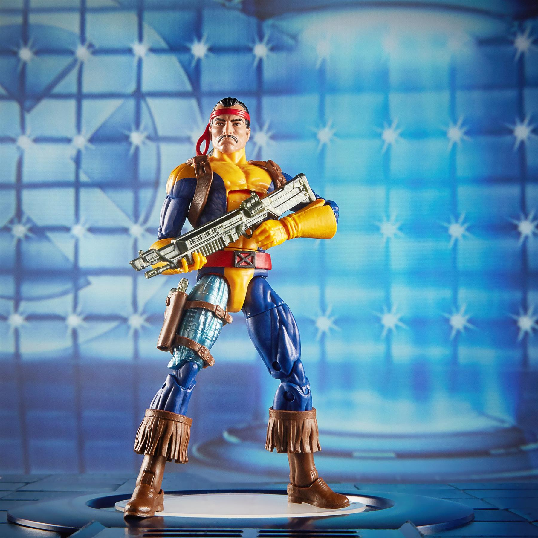 Hasbro-Marvel-Legends-X-Men-6-034-Action-Figure-Caliban-BAF thumbnail 17