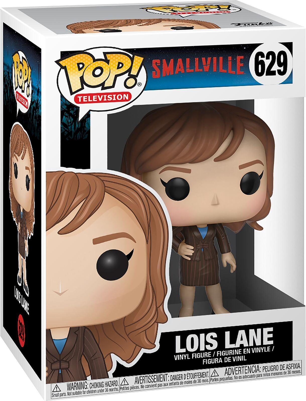 Funko POP Vinyl Smallville Lois Lane #629 Collectable Figure