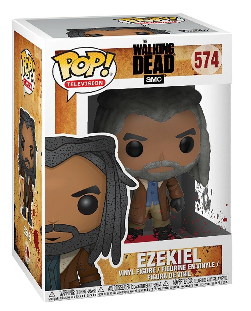 Ezekiel Walking Dead Funko POP 574