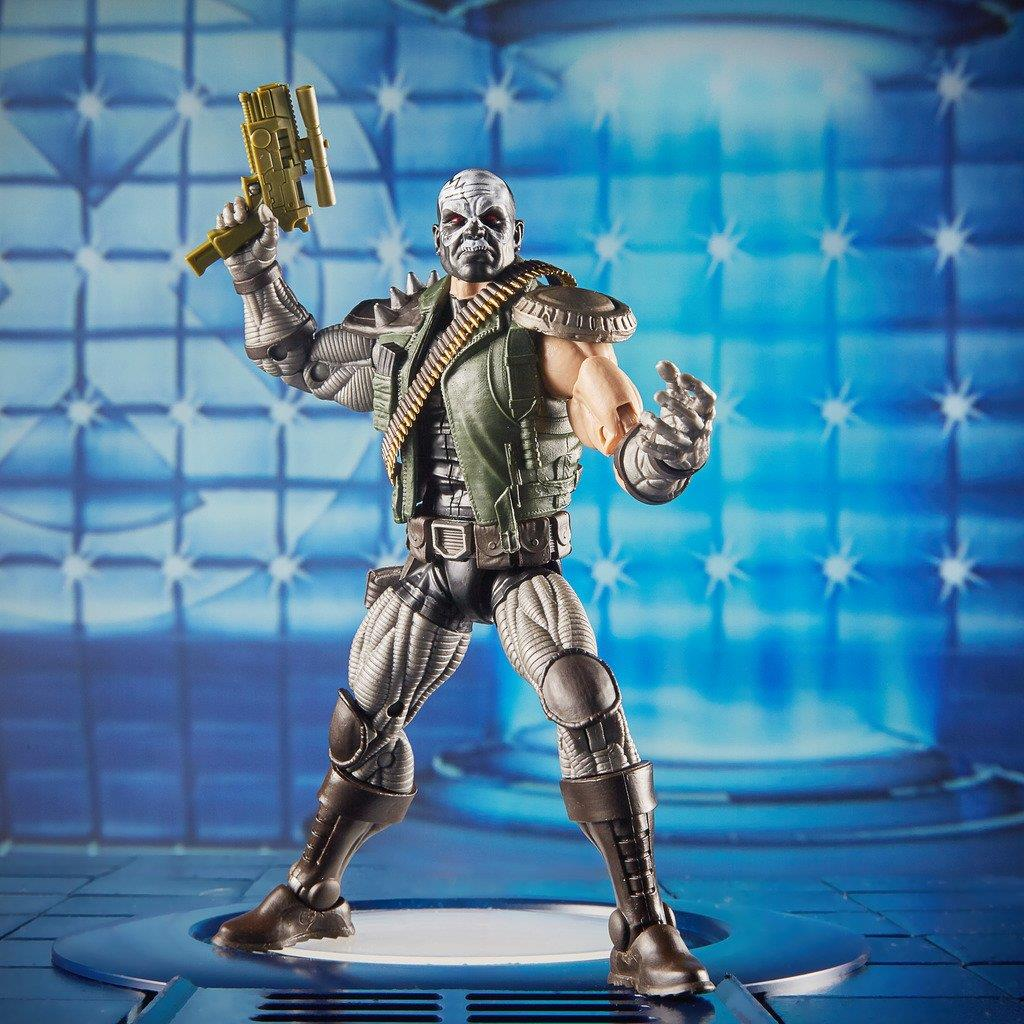 Hasbro-Marvel-Legends-X-Men-6-034-Action-Figure-Caliban-BAF thumbnail 27