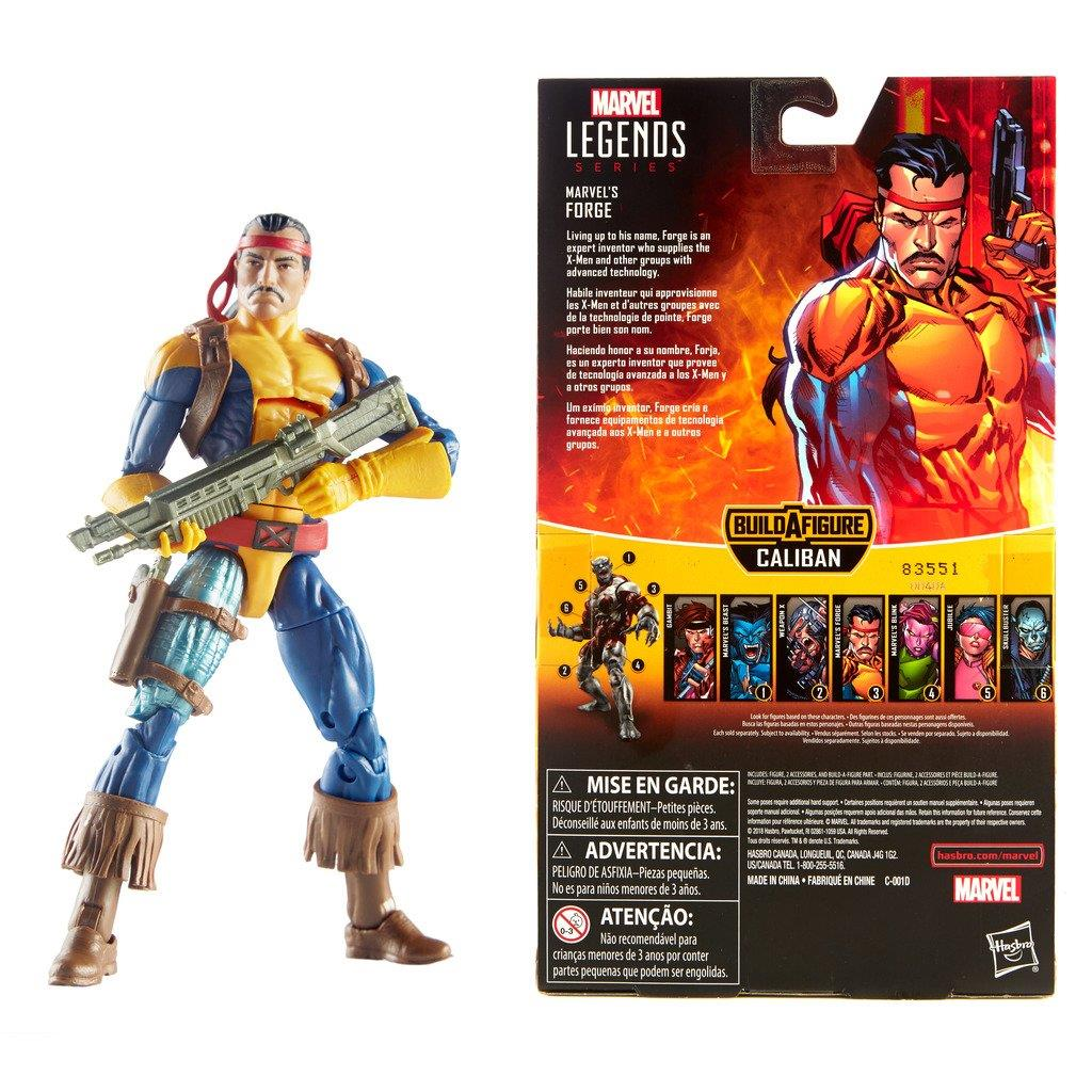 Hasbro-Marvel-Legends-X-Men-6-034-Action-Figure-Caliban-BAF thumbnail 16