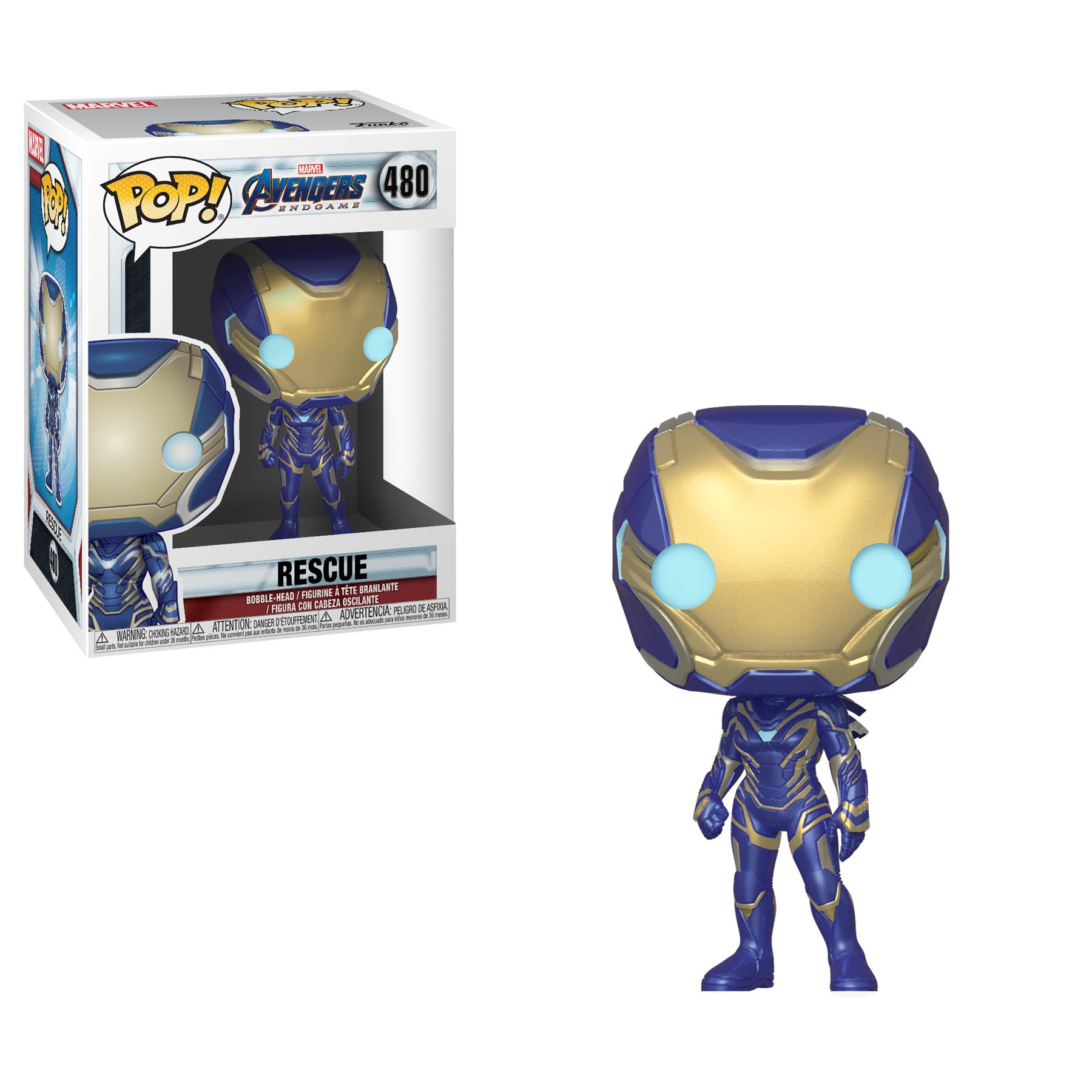 Funko-Endgame-Pop-Marvel-Avengers-Endgame-Vinyl-Collectables-Figures thumbnail 20