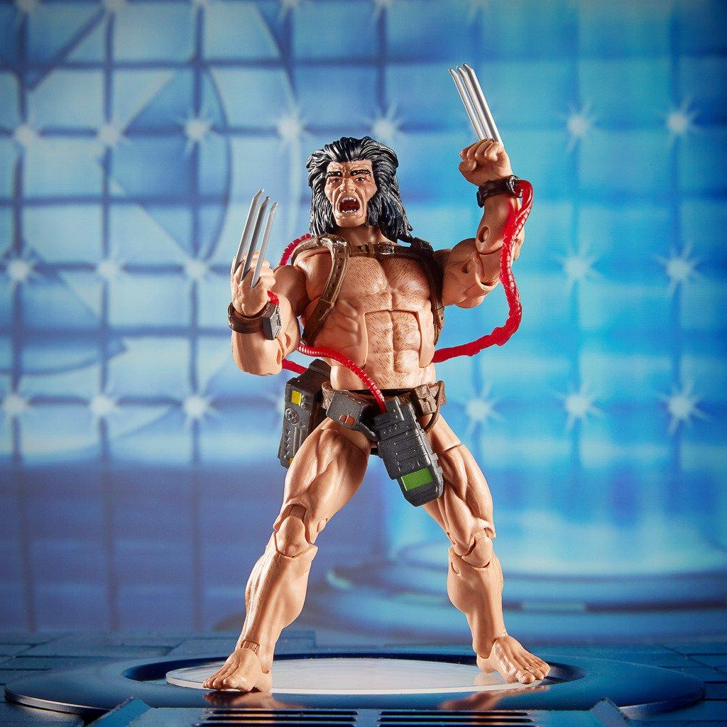 Hasbro-Marvel-Legends-X-Men-6-034-Action-Figure-Caliban-BAF thumbnail 33