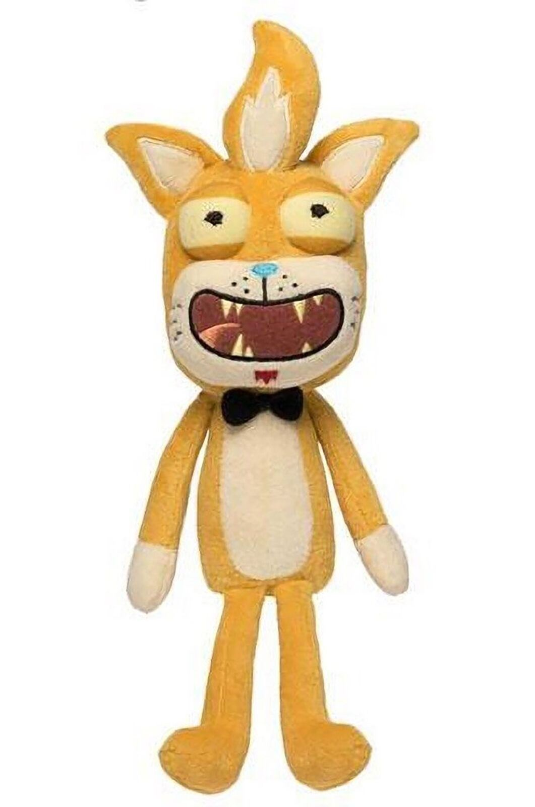 Uni-toys peluche chat 28 cm grand article neuf