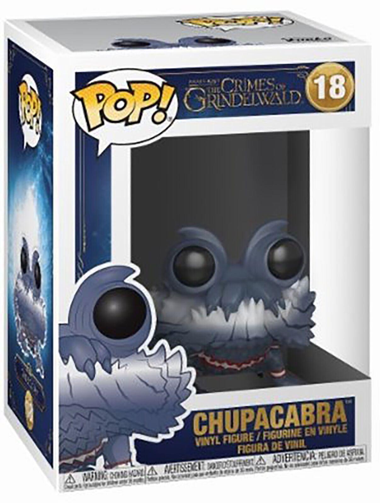 Vinyl Fantastic Beasts 2 Chupacabra #18 Collectable Figure Funko Pop