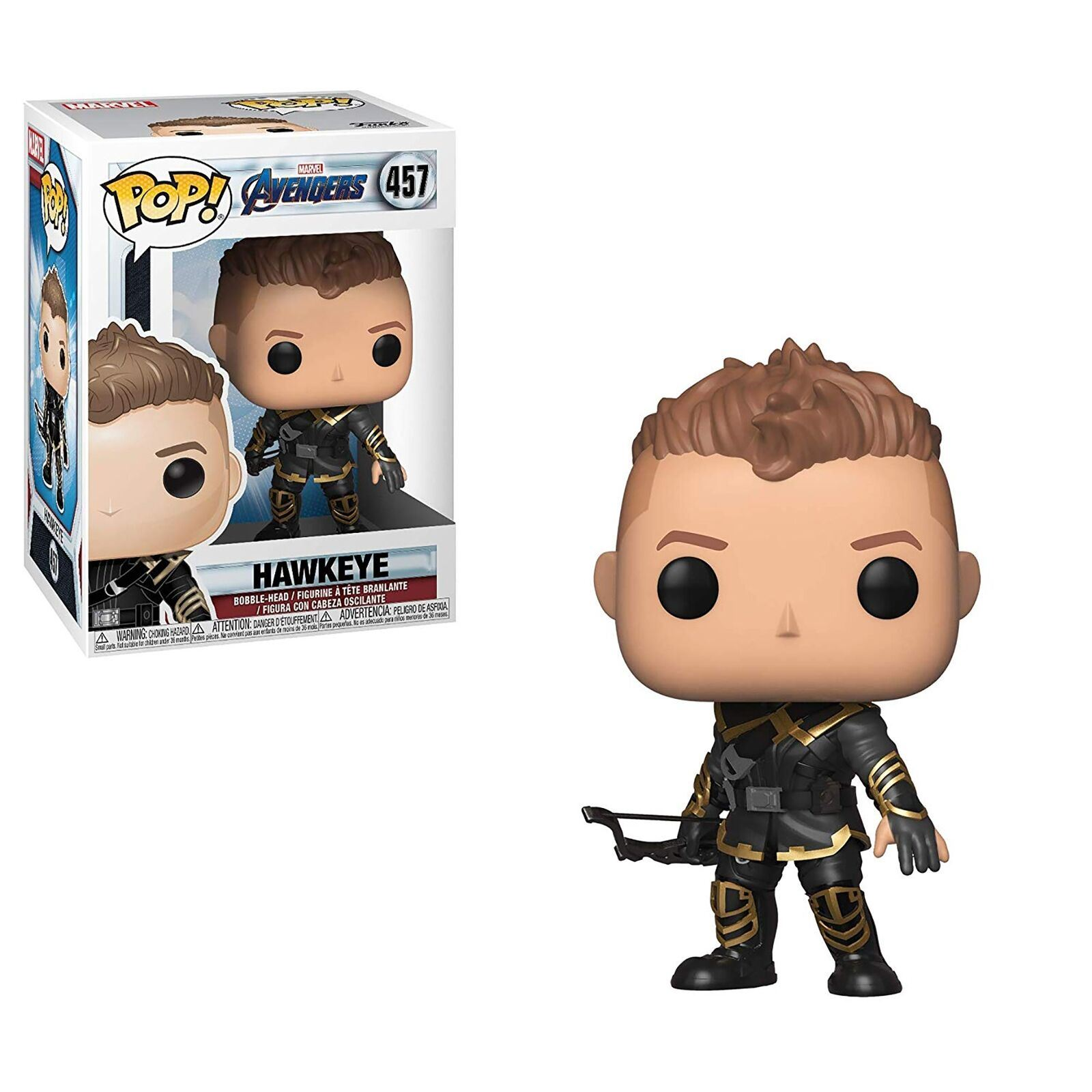 Funko-Endgame-Pop-Marvel-Avengers-Endgame-Vinyl-Collectables-Figures thumbnail 15