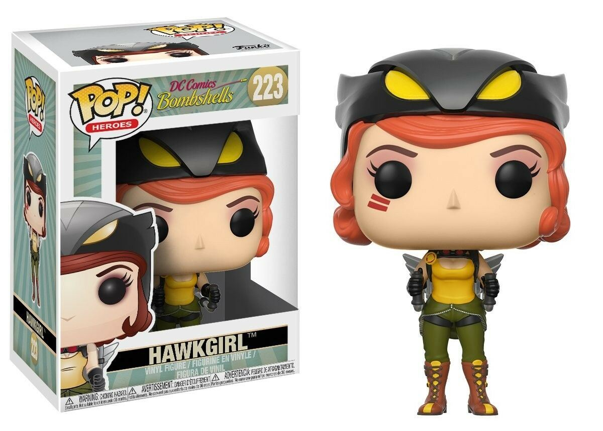 Funko Pop DC Bombshells-Batgirl figura de vinilo Heroes