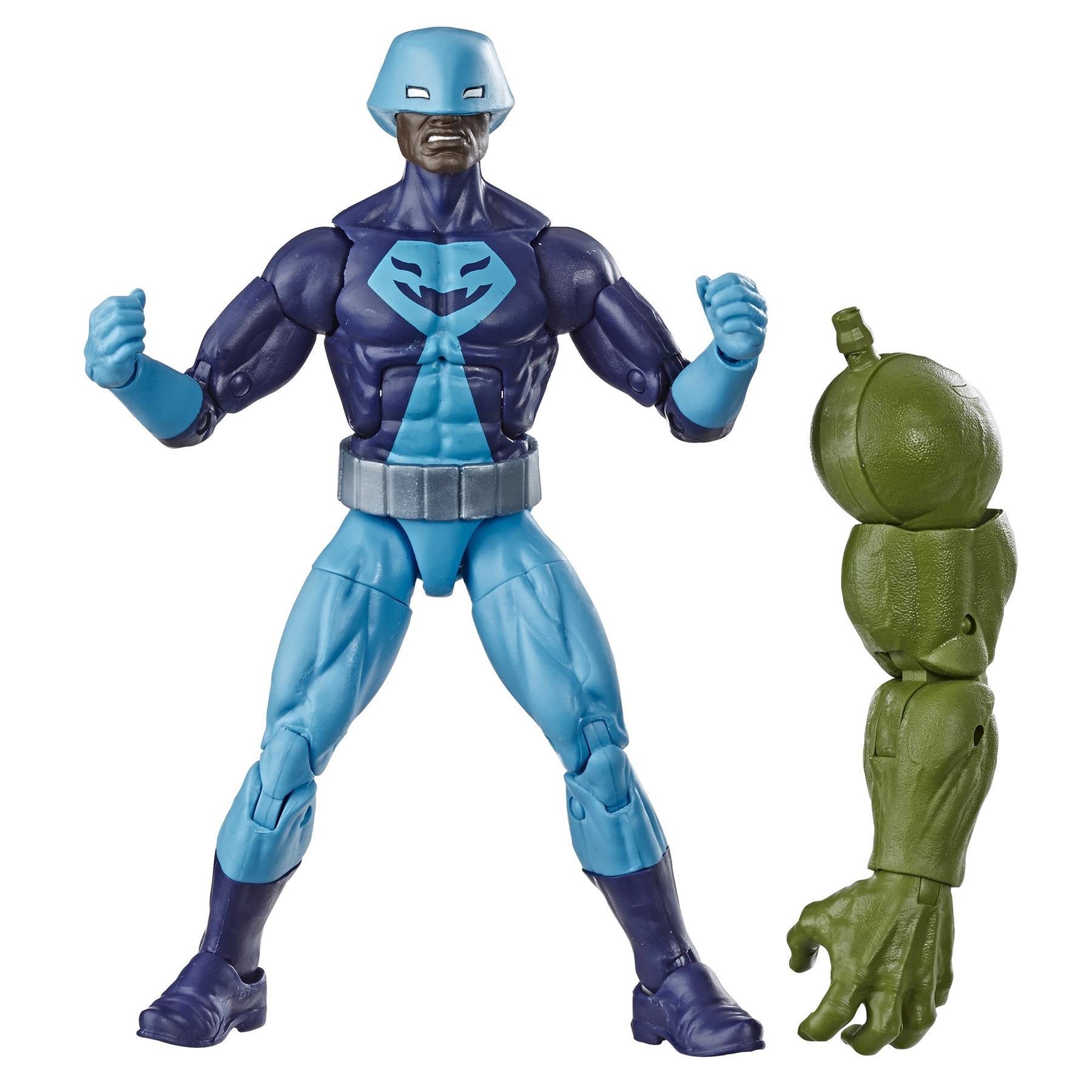 Marvel-Legends-Avengers-6-034-Action-Figures-Hulk-BAF thumbnail 9
