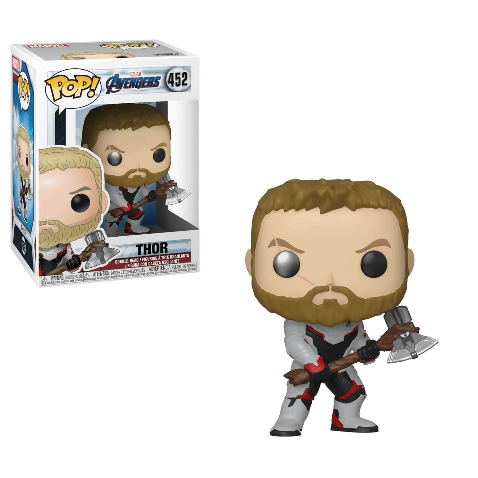 Funko-Endgame-Pop-Marvel-Avengers-Endgame-Vinyl-Collectables-Figures thumbnail 26