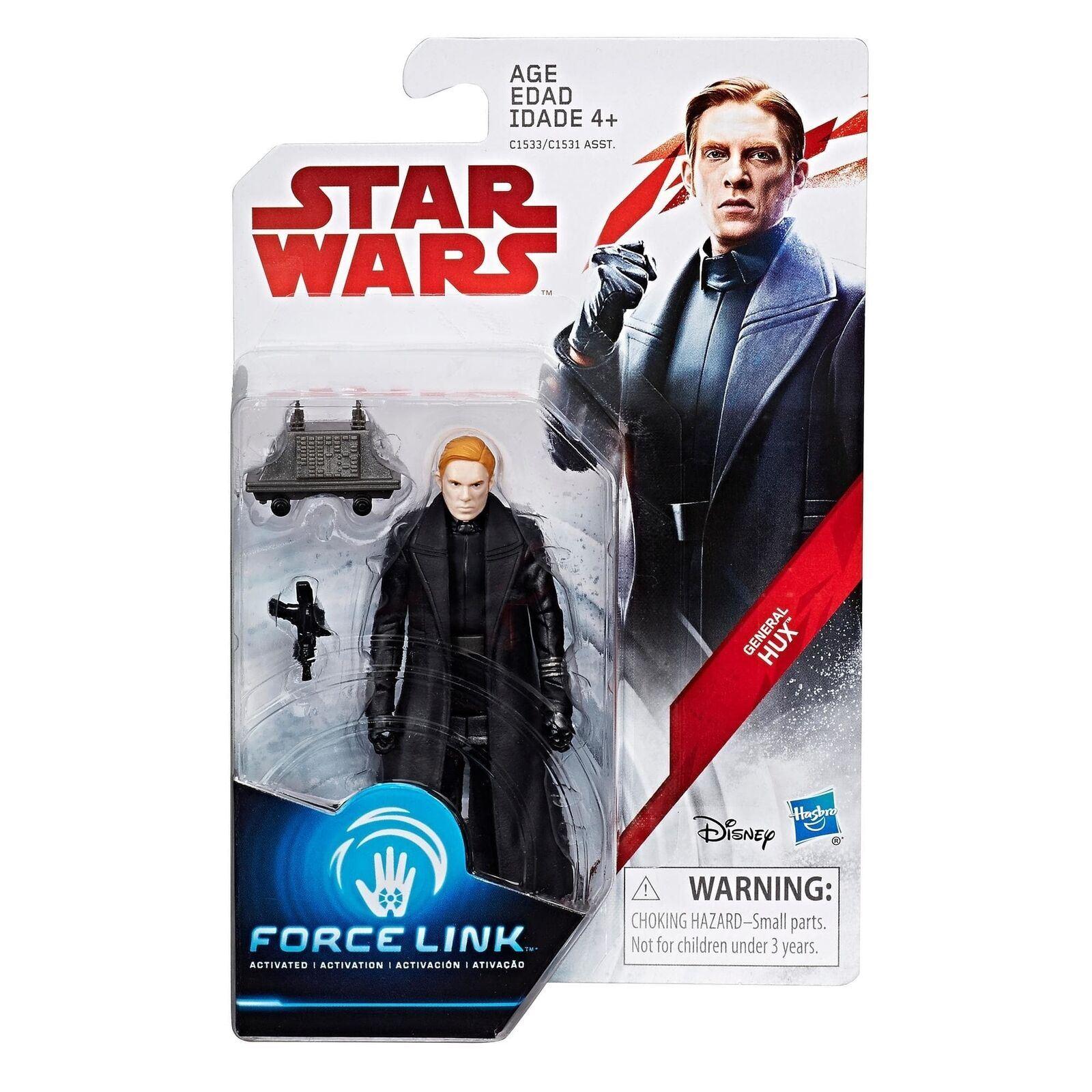 Hasbro Star Wars Jedi General Hux Fuerza El Ultimo Vinculo Accion Figura Modelo Ebay