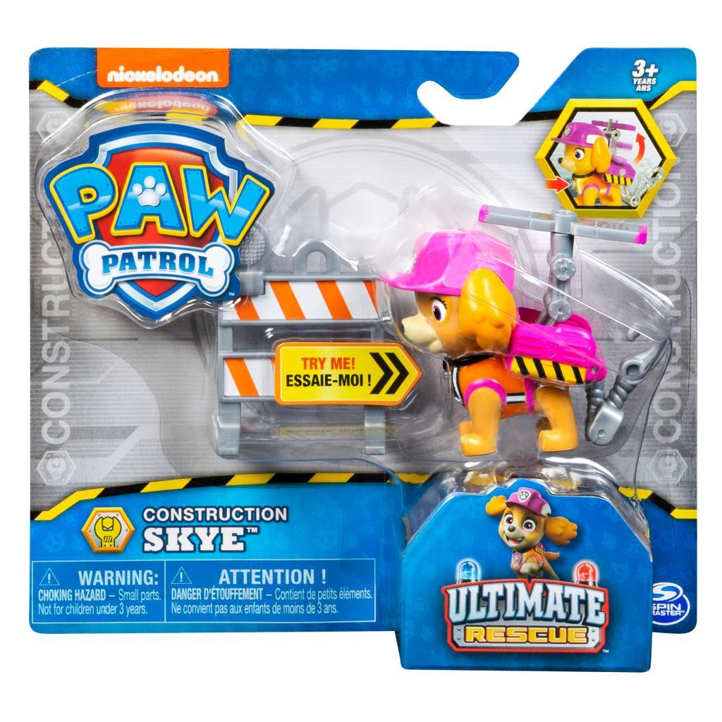 Paw Patrol Ultimate Rescue Construction Skye Action Figure