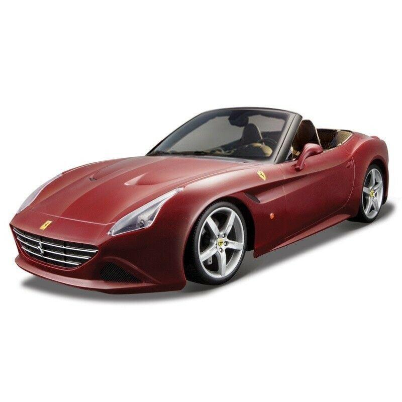 Bburago FERRARI 1:43 Diecast Coleccionable California T Convertible exhiben coche