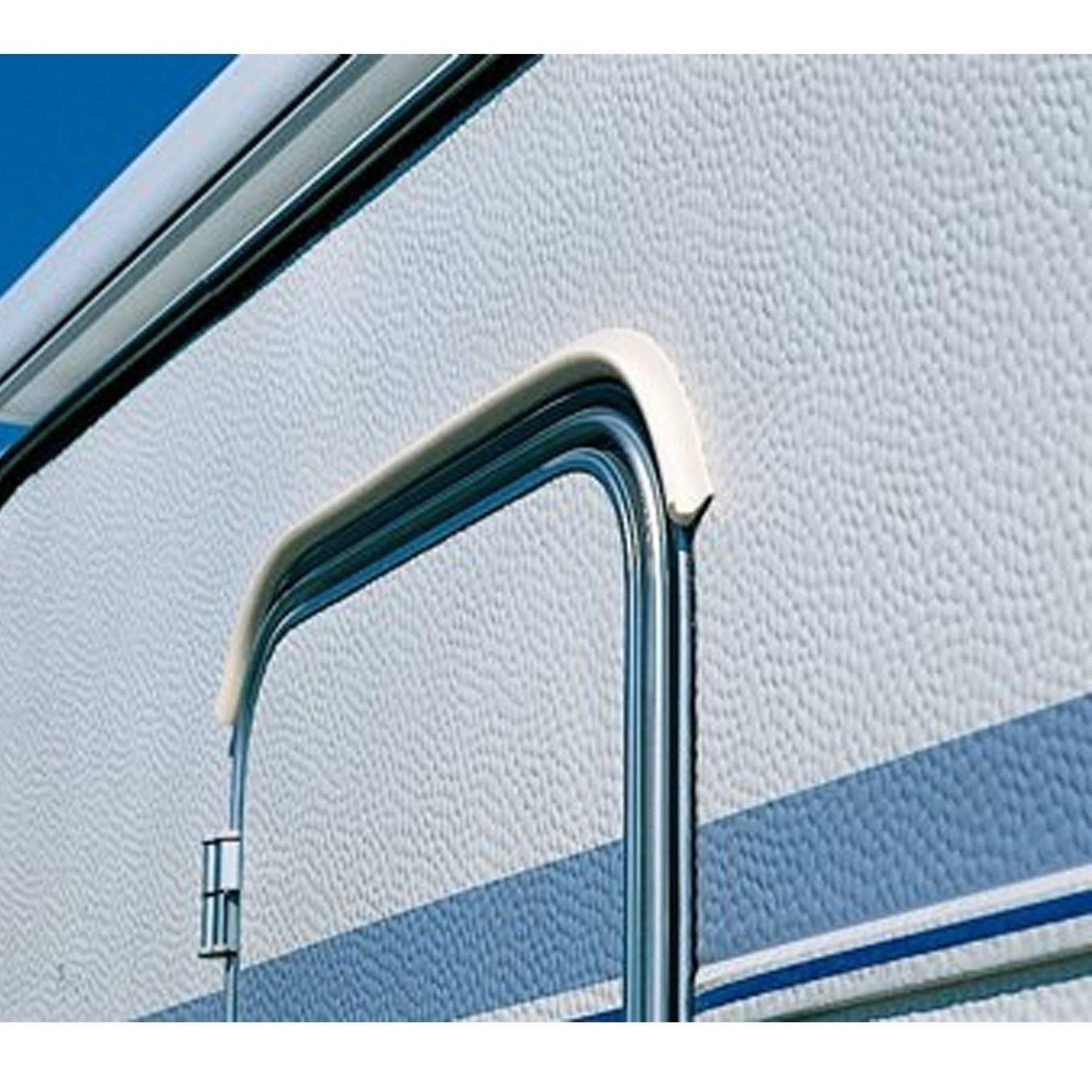 Fiamma Drip Stop Motorhome Caravan Gutter Door Rain Deflector 75cm Grey 03922-01G