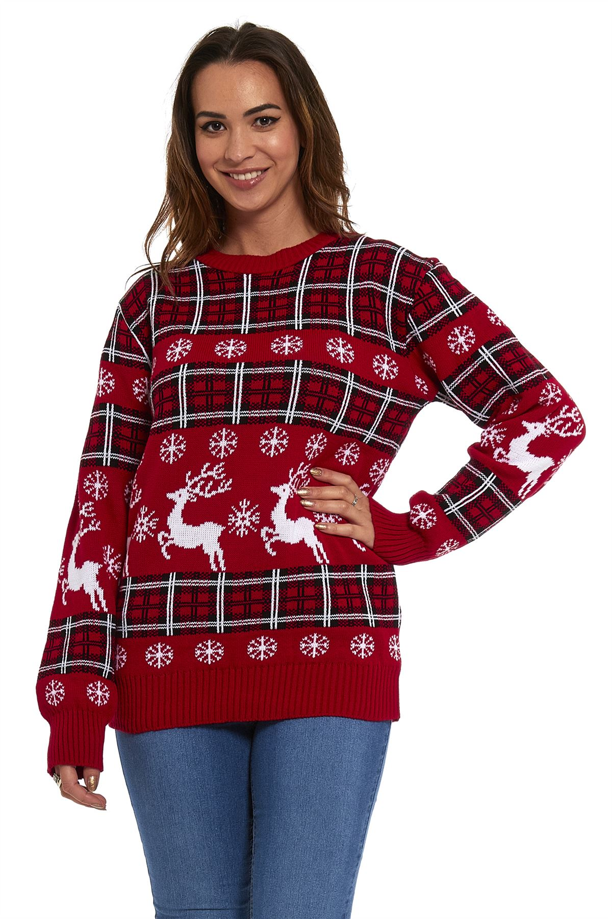 christmas jumpers 2018 plus size