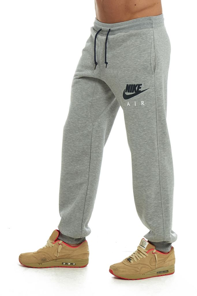 All sweat pants are a bit oversized when new to allow for shrinkage in washing. The waist is a gentle elastic so as not to be too restrictive. The cuffs have a loose elastic in them which holds the pant leg gently at the ankle, does not restrict but prevents tripping on pants that are too long.