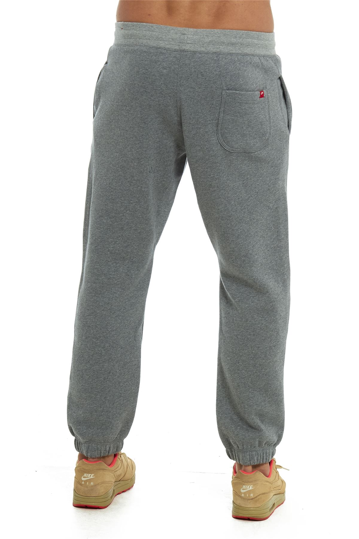These joggers are a bit polished looking for a jogger, not as much as the polyester joggers, but they look very neat for a jogger pant. They pair well with sneakers and a tee shirt of course, but can easily be paired with a flat shoe and casual sweater and off you go.